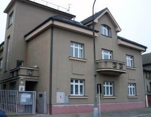 Územní pracoviště v Týně nad Vltavou