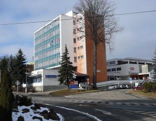Územní pracoviště ve Vimperku