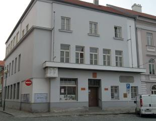 Územní pracoviště v Horažďovicích