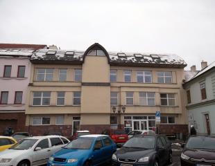 Územní pracoviště v Rokycanech