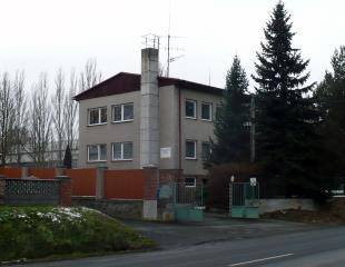 Územní pracoviště ve Stříbře