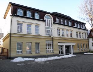 Územní pracoviště v Mariánských Lázních
