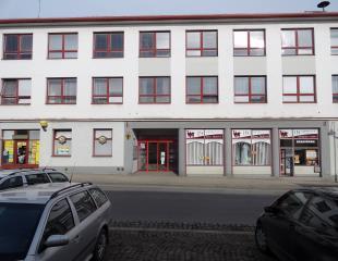 Územní pracoviště v Bystřici nad Pernštejnem