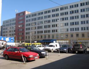 Územní pracoviště Brno I
