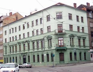 Územní pracoviště Brno II