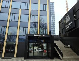 Územní pracoviště Brno III