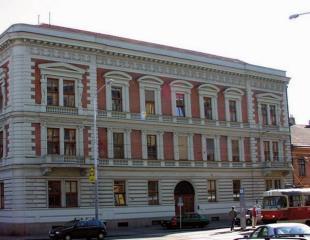 Územní pracoviště Brno IV