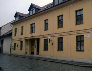 Územní pracoviště v Ivančicích