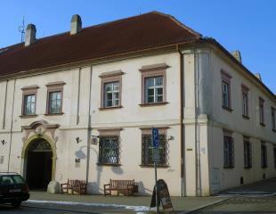 Územní pracoviště ve Slavkově u Brna