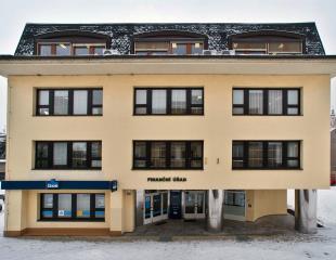 Územní pracoviště ve Šternberku