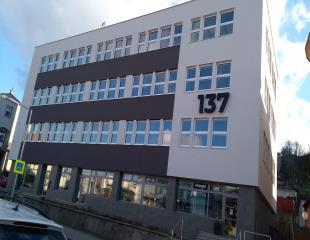 Územní pracoviště v Luhačovicích